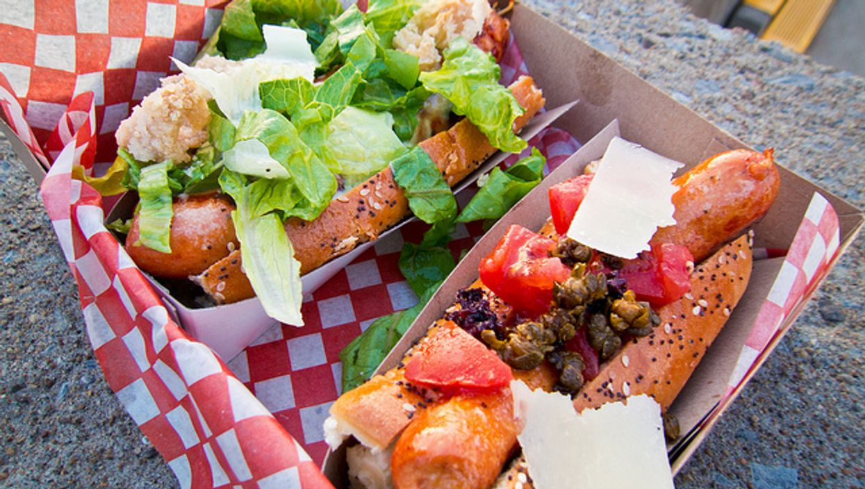 The Delicious Eats And Sweet Treats Of First Fridays Street Kitchen At The Montreal Olympic Park