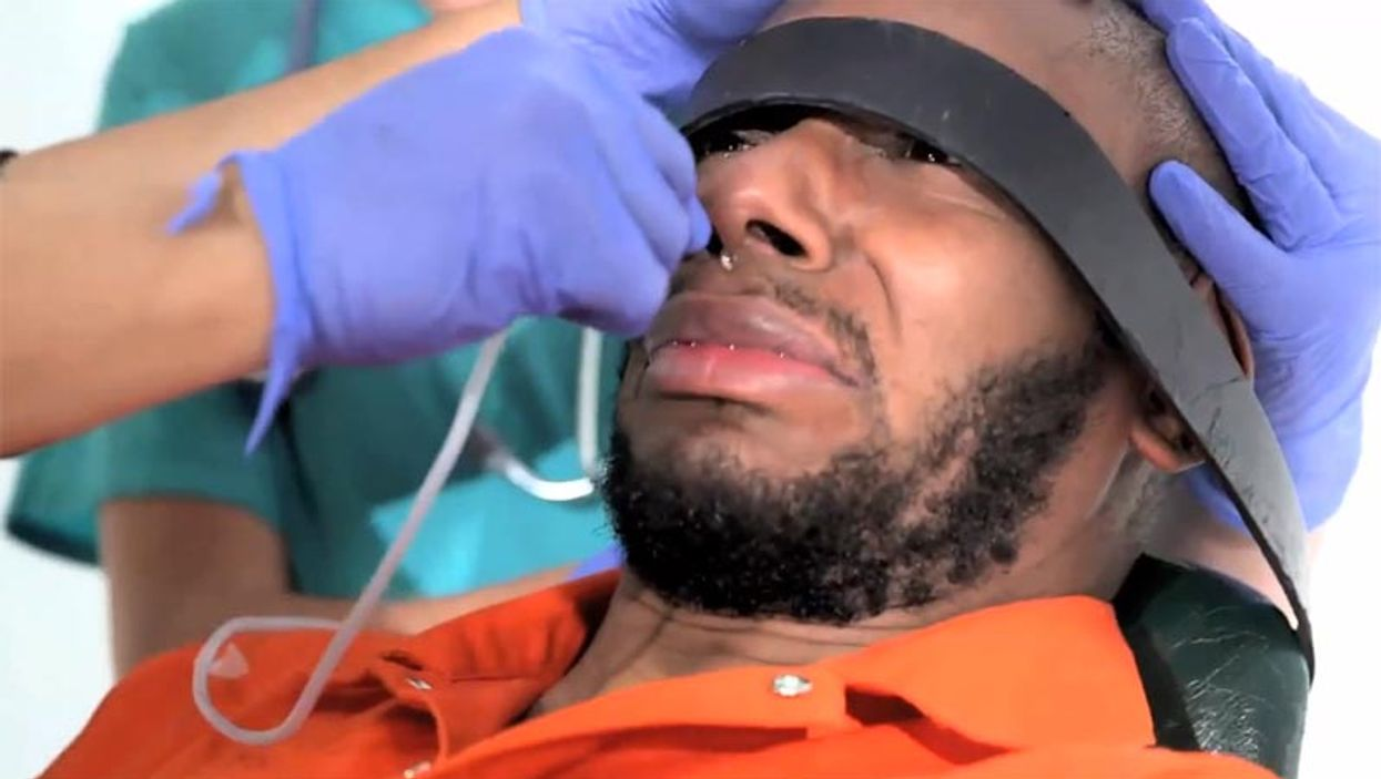 Mos Def Films Himself Being Force-Fed To Protest Guantánamo Prisoners Being Force-Fed During Ramadan