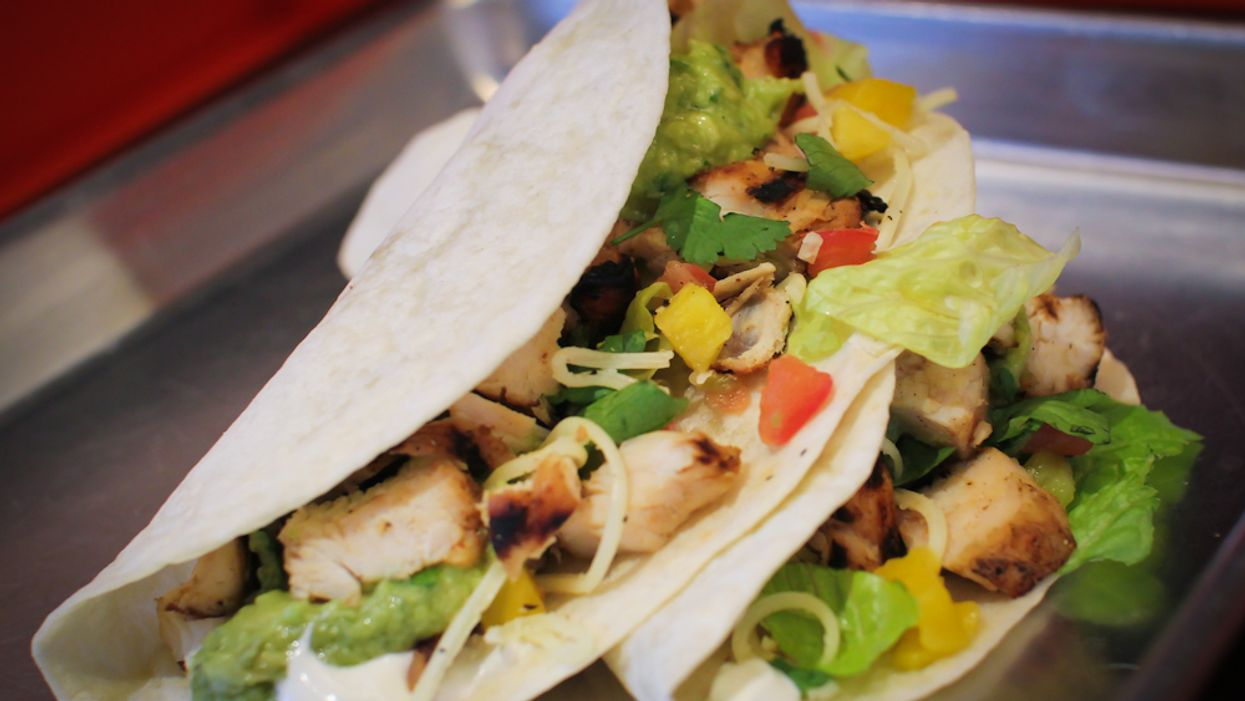 The Mission For Burritos In Montreal Ends At 'M4 Burrito'