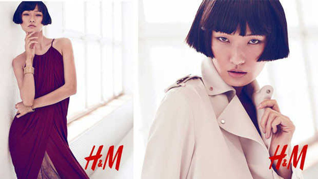 Fall Trend Preview: H&M's Irresistible Campaign