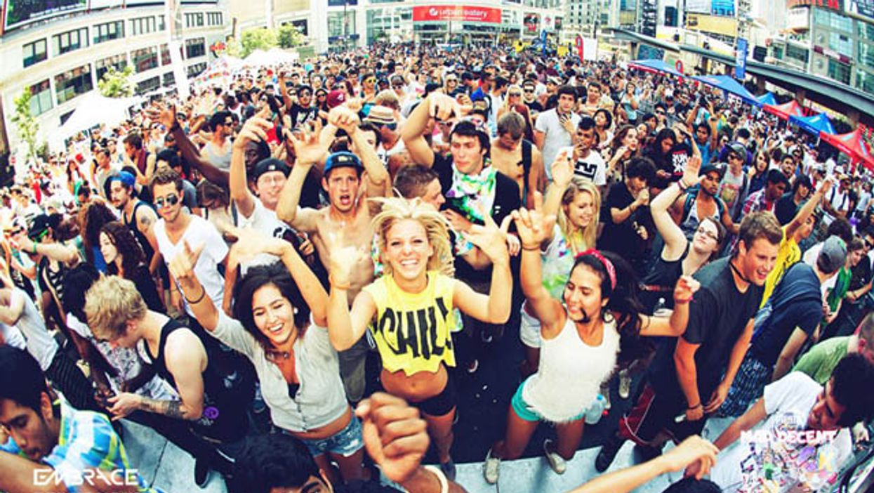 Guide To The 2013 Mad Decent Block Party With Major Lazer And Zeds Dead