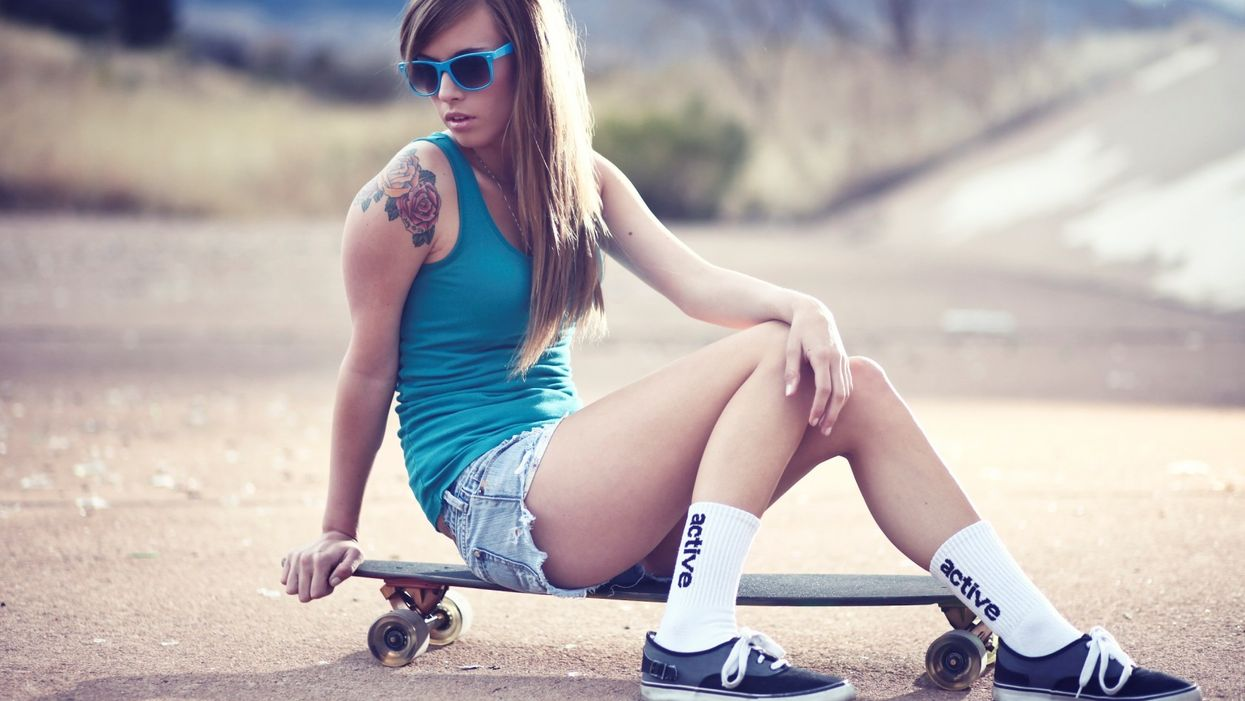 Get Stoned With Your Skateboard