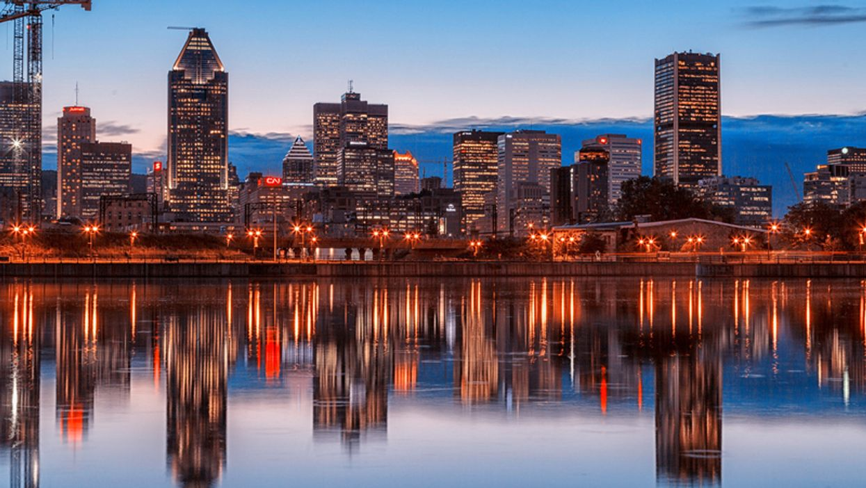 Happy 371st Birthday Montreal