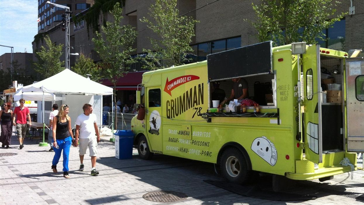 Montreal Unveils Food Truck Locations