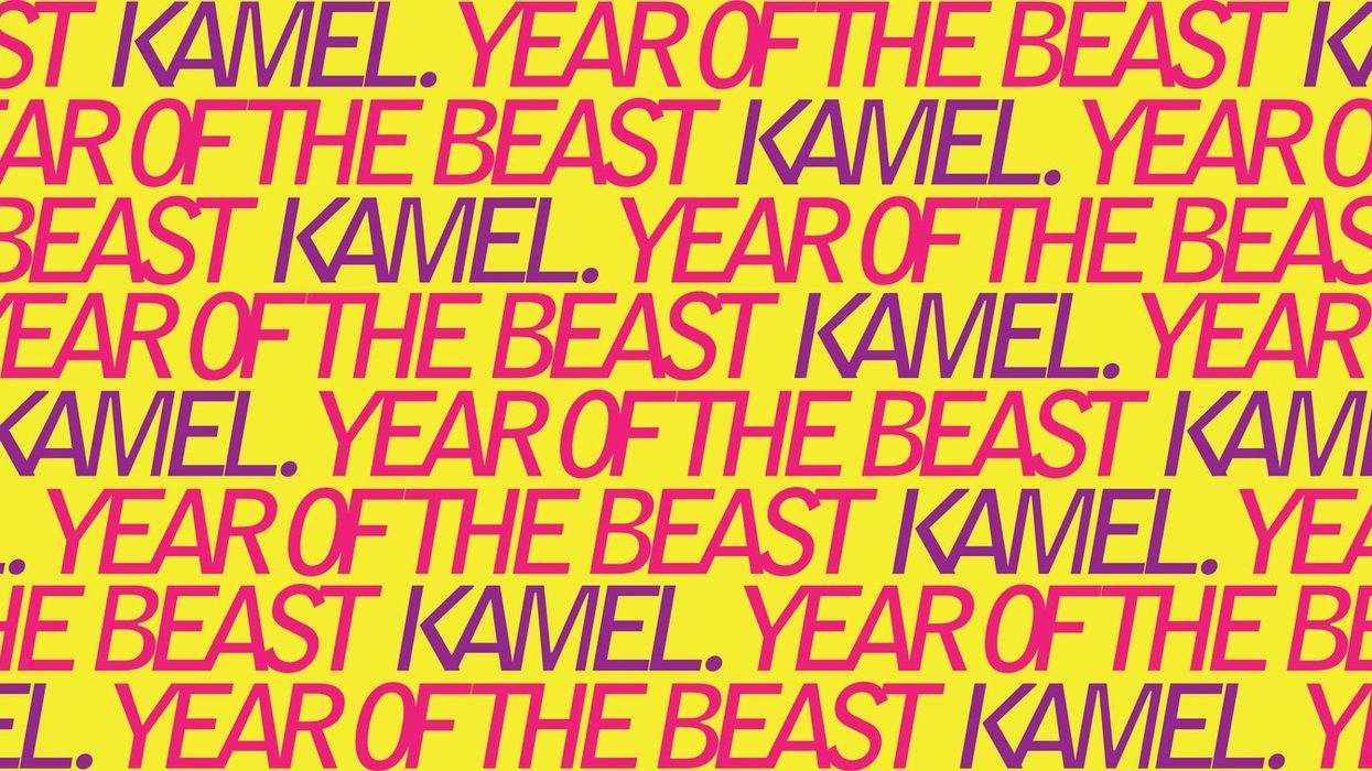 Kamel - Year of the Beast EP