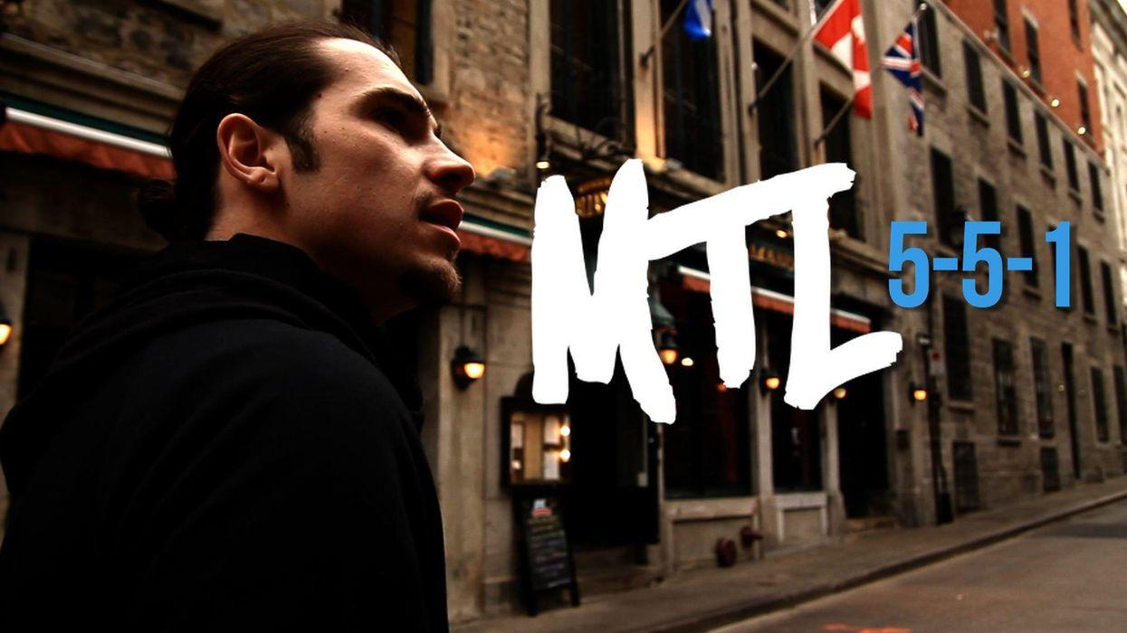 MTL 551: Le Vieux-Montréal