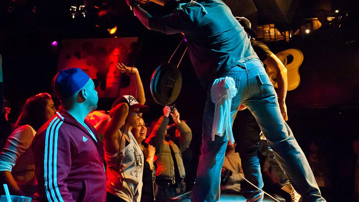 [Review] Hip-Hop Karaoke @ Le Belmont - March 28th 2013
