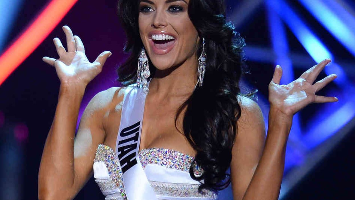 Meet Miss Utah Who Is Dumber Than A Sack Of Rocks (And Time Well Wasted Vol.3)