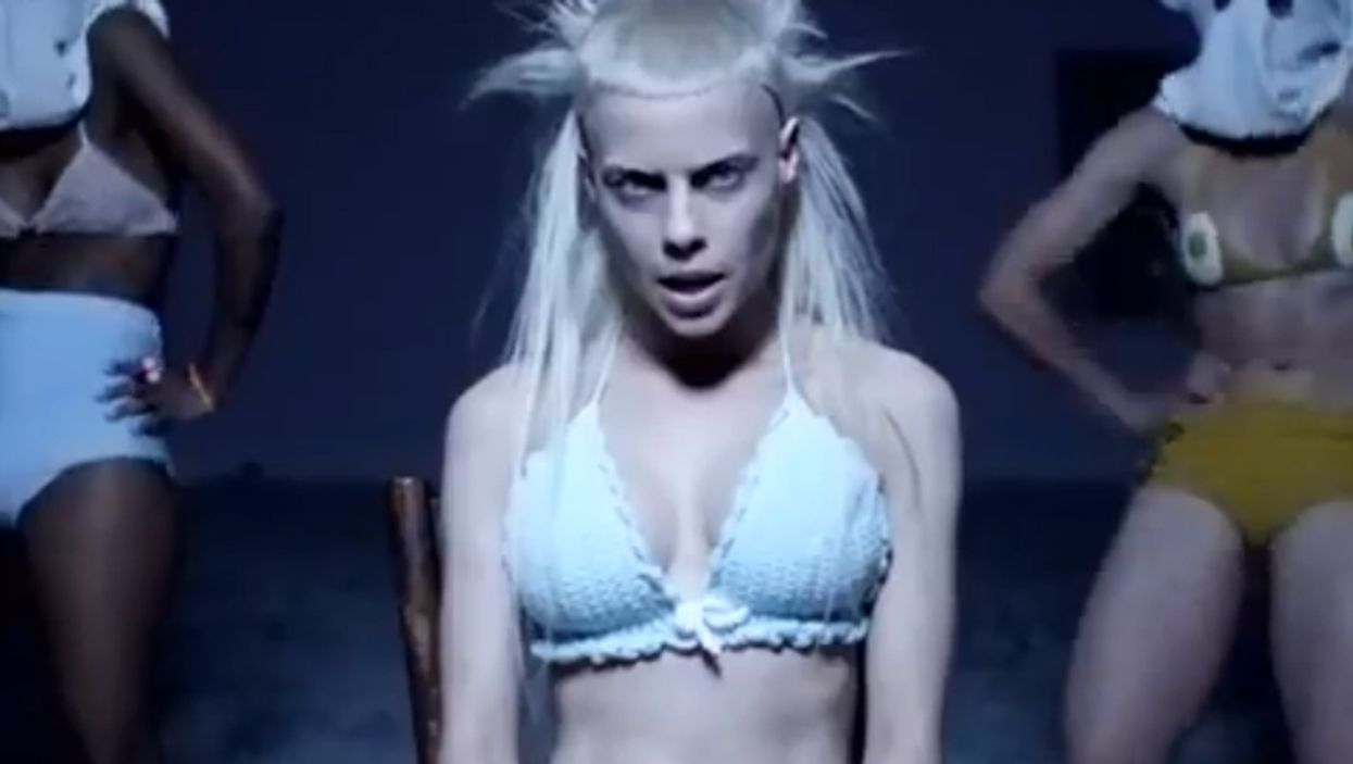 Die Antwoord - Cookie Thumper (Official Video)