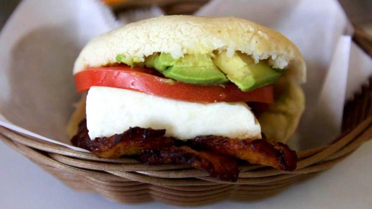 Arepas Are Whats Hot At Arepera