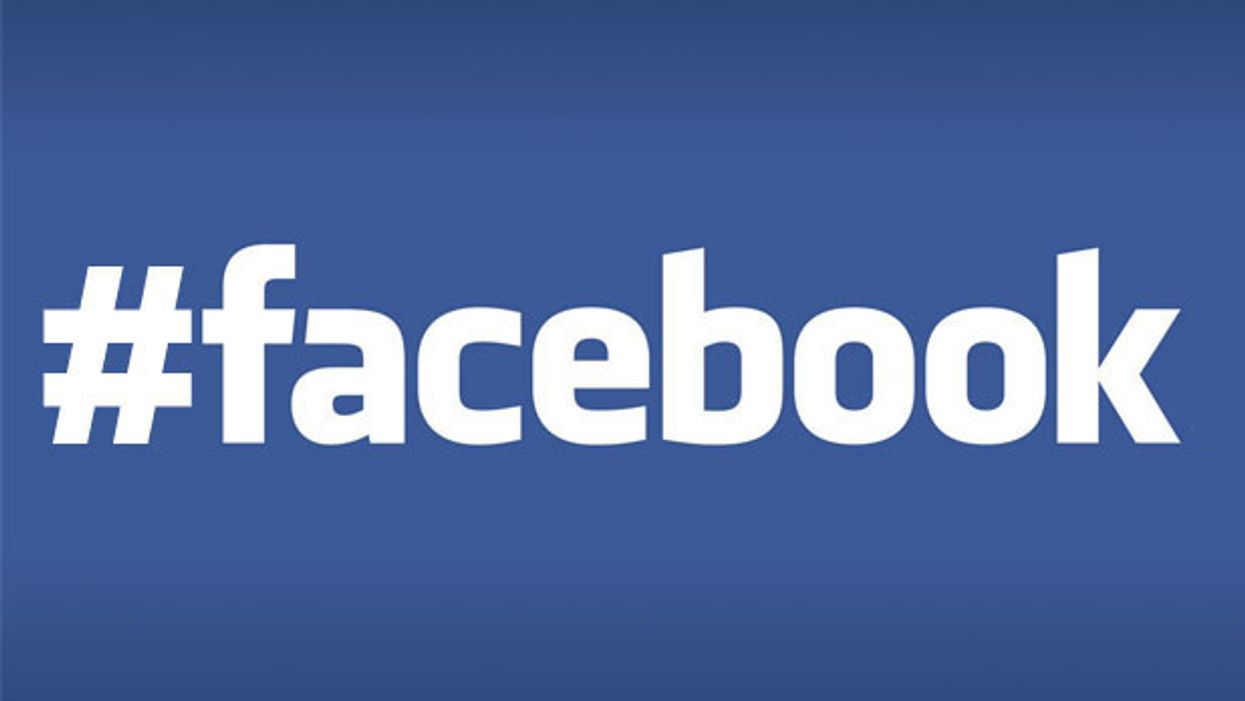 Facebook With Hashtags Is Now Official