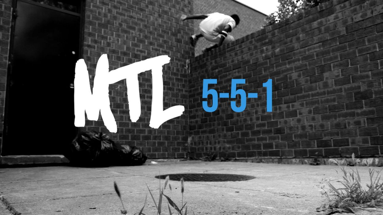 MTL 551: Hochelaga