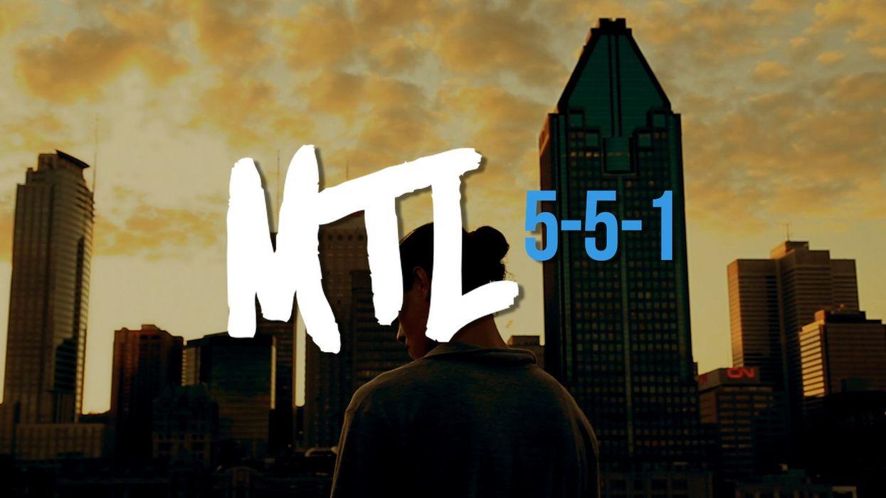 MTL 551 : Centre Ville
