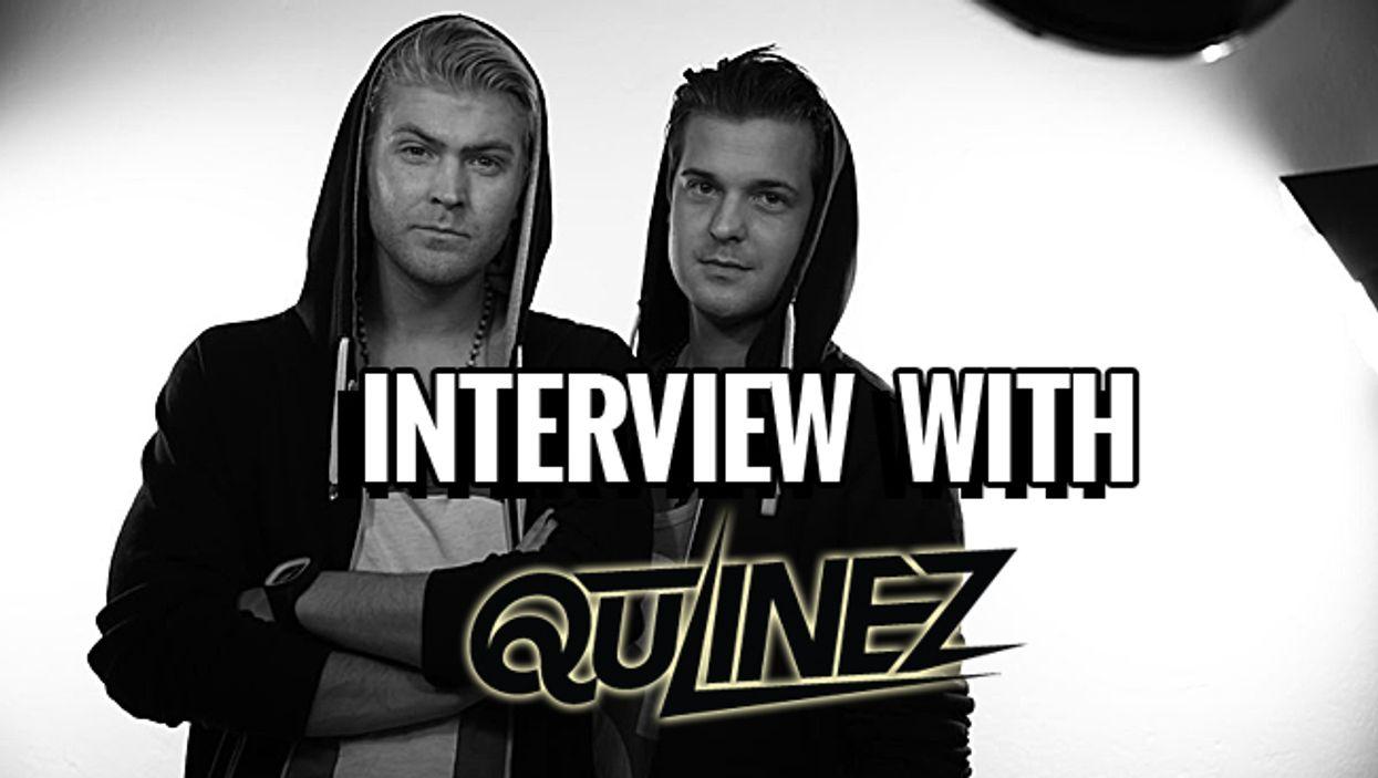 Exclusive interview with QULINEZ!