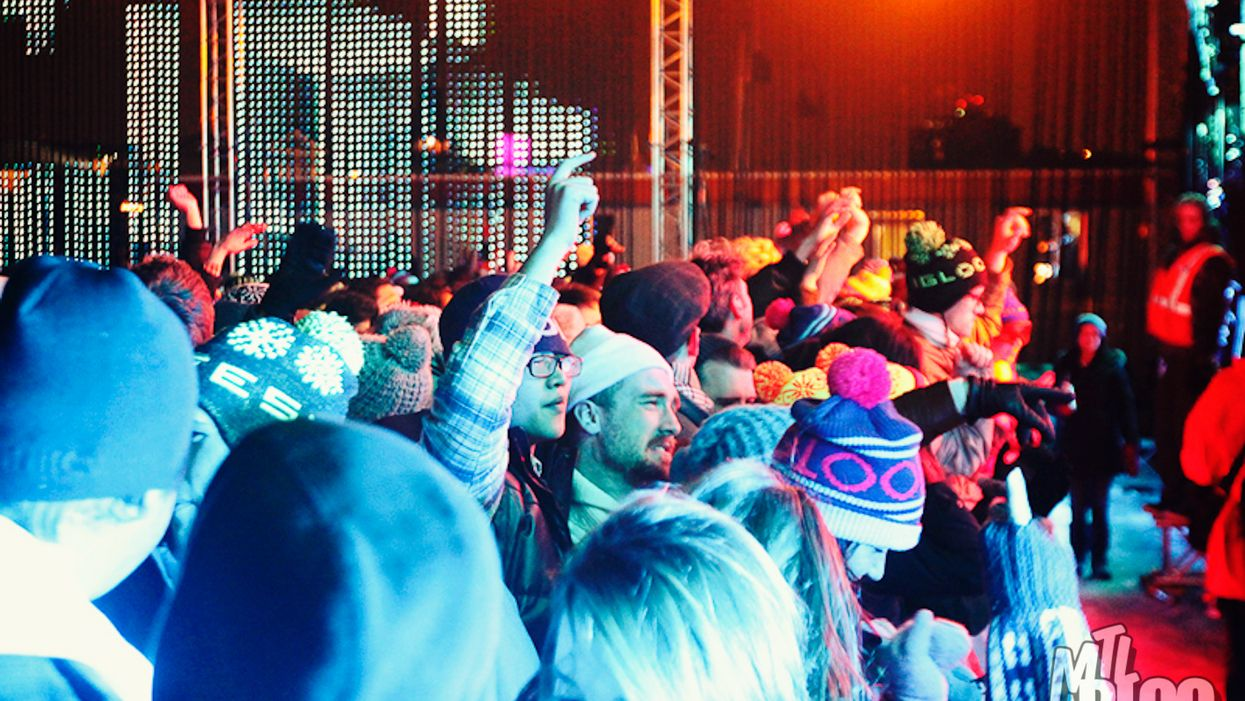 THE BEST VIDEOS OF IGLOOFEST 2012
