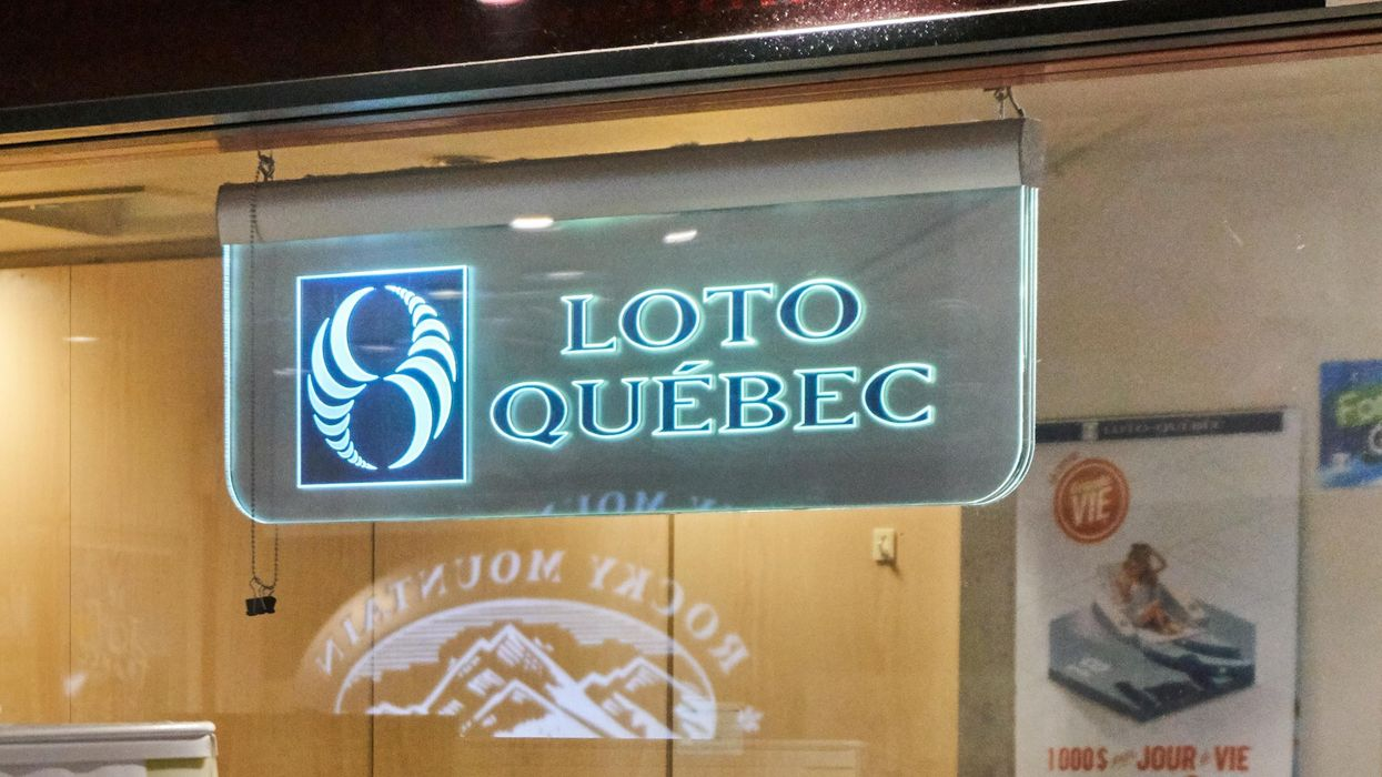 Registration For Quebec's Vaccine Lotto Isn't Working & People Aren't Impressed