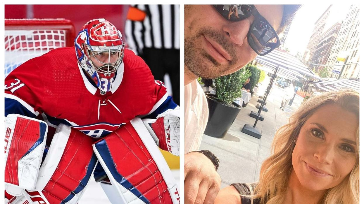 Carey Price Just Had Knee Surgery In NYC