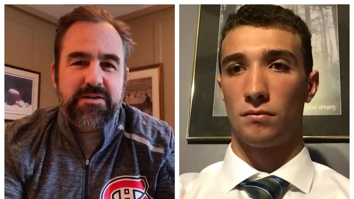 Molson Apologizes For Montreal Canadiens Drafting Mailloux