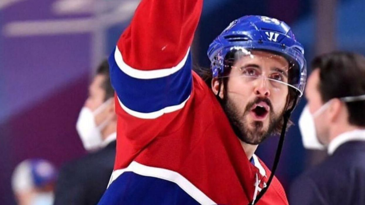 Phillip Danault Said Goodbye To Canadiens Fans