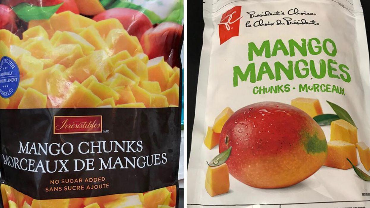 Frozen Mangoes Recalled In Canada Due To Hepatitis Risk