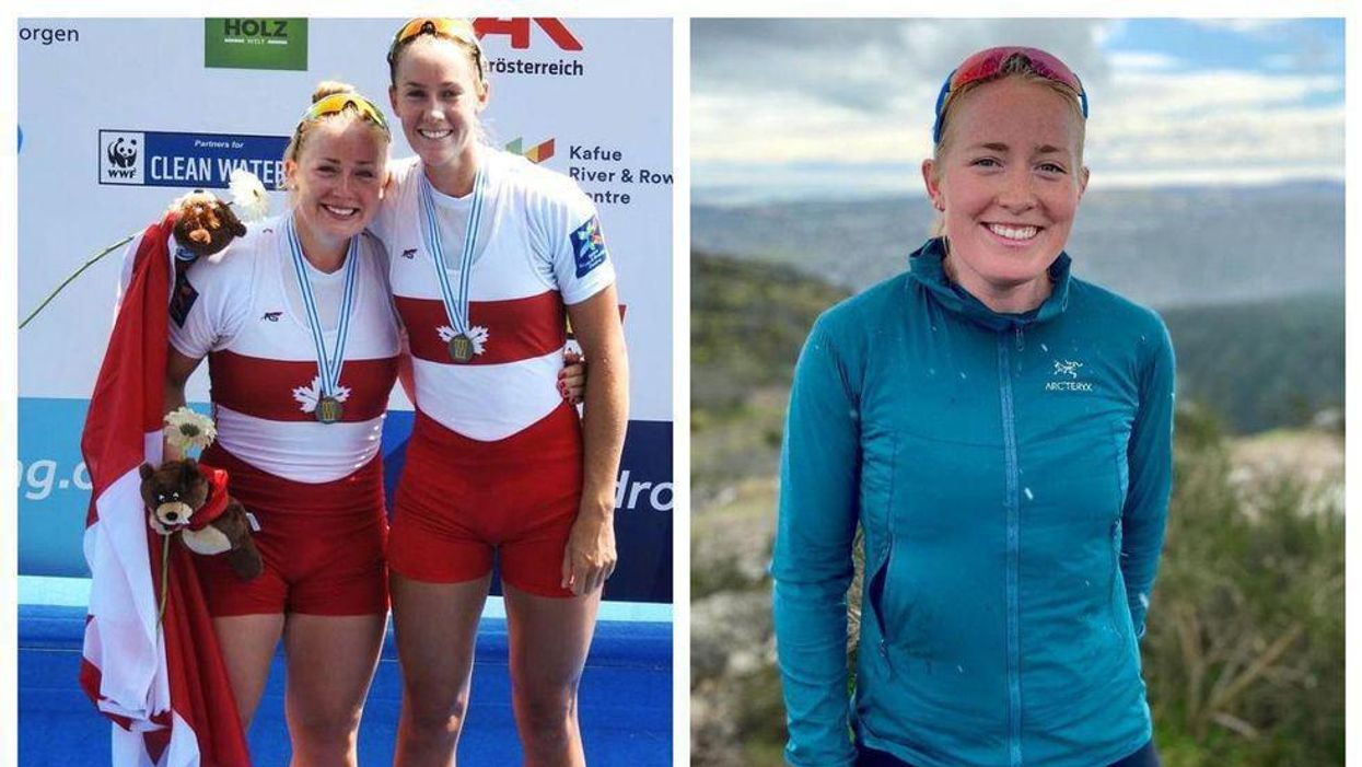 We Spoke To Olympic Athlete Caileigh Filmer About What It Means To Be Resilient & Determined