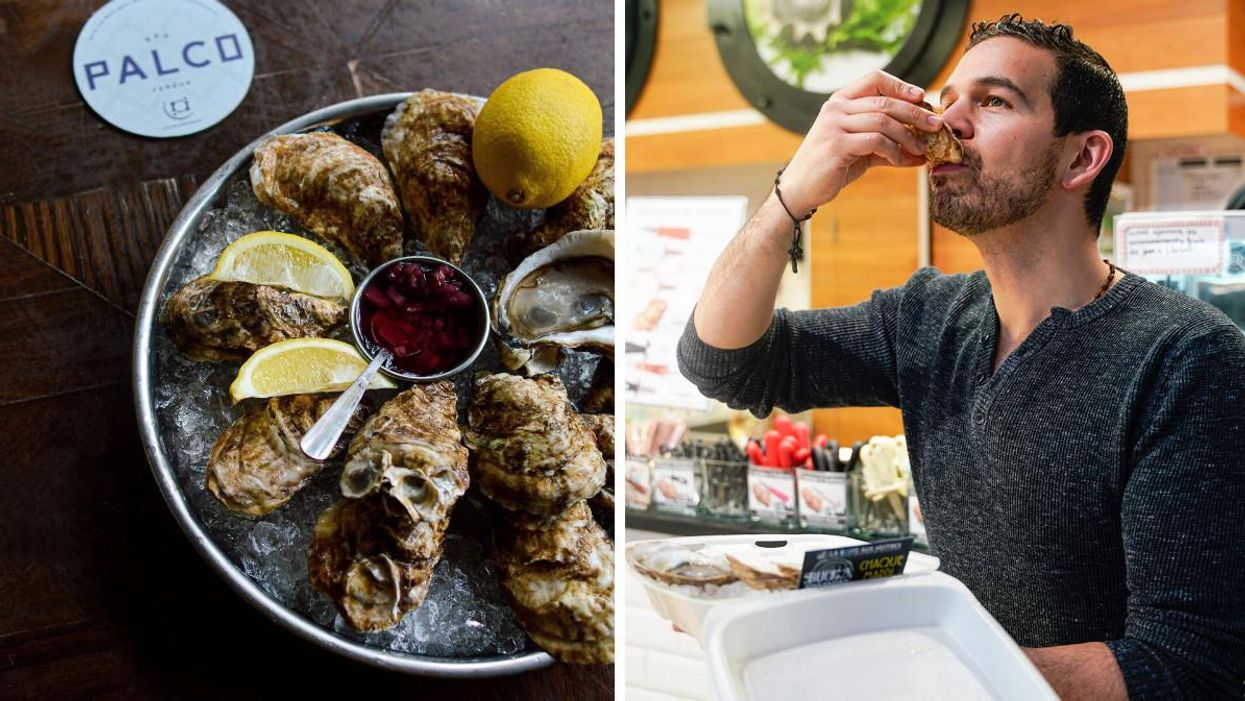 Where To Get Oysters In Montreal? 5 Restos That Sell Them for $1 Or $2/Each