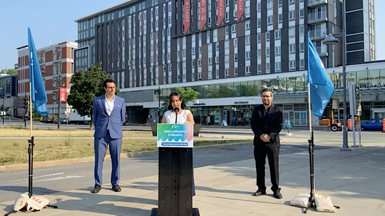 2,000 New Montreal Student Housing Units Planned