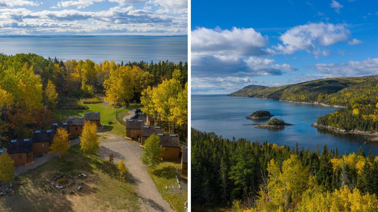 These Quebec Cabins For Rent Are Only $50/Night This Fall