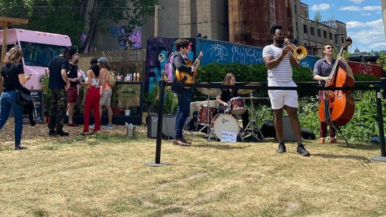 What To Do In Montreal? What The Pop! Has Free Art & Music
