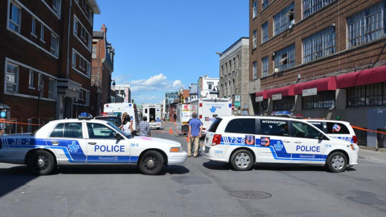 Gunshots In Downtown Montreal Were Heard Early Thursday Morning