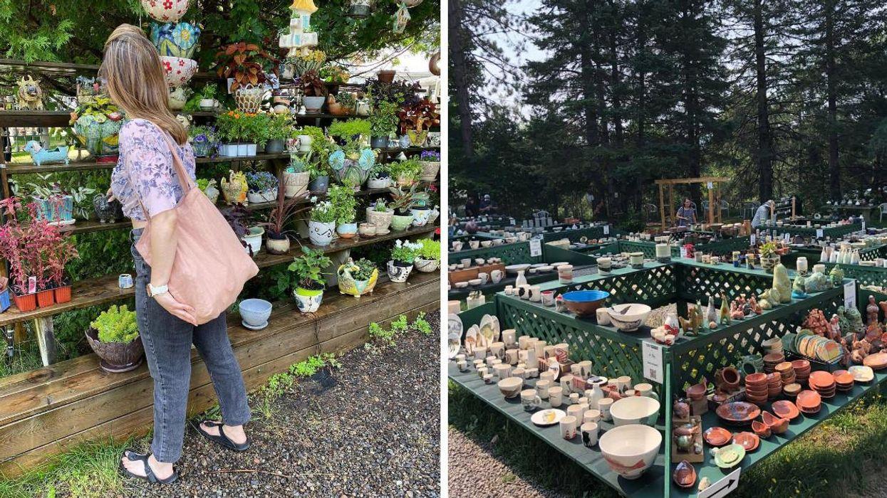 Quebec's Huge Ceramic Pot Fair Is A Pothead's Dream