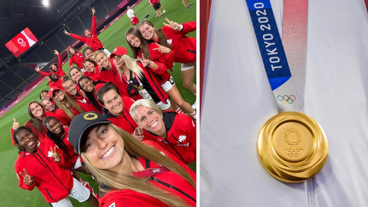 Canada's Women's Soccer Team Just Upset The U.S.