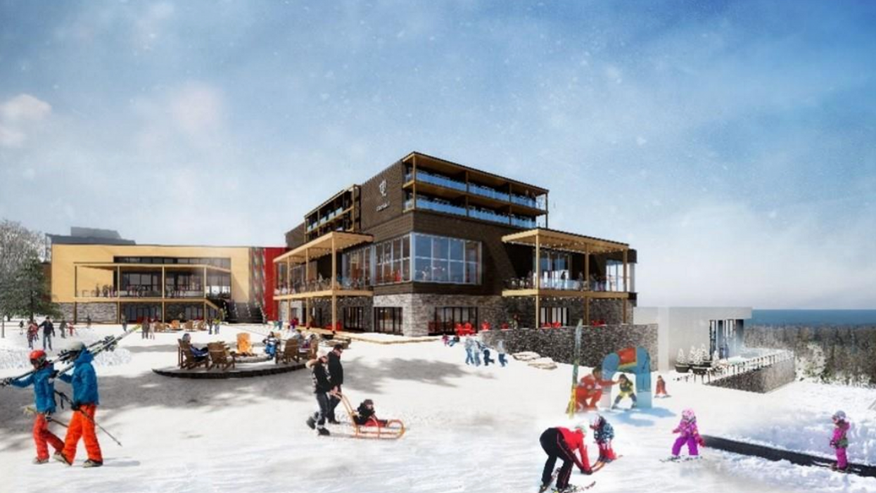 Canada's First Club Med Quebec Charlevoix Opens This Winter