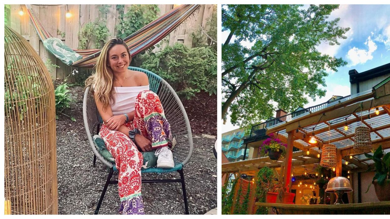 Montrealers Can Rent A Secret Garden At Hôtel Particulier