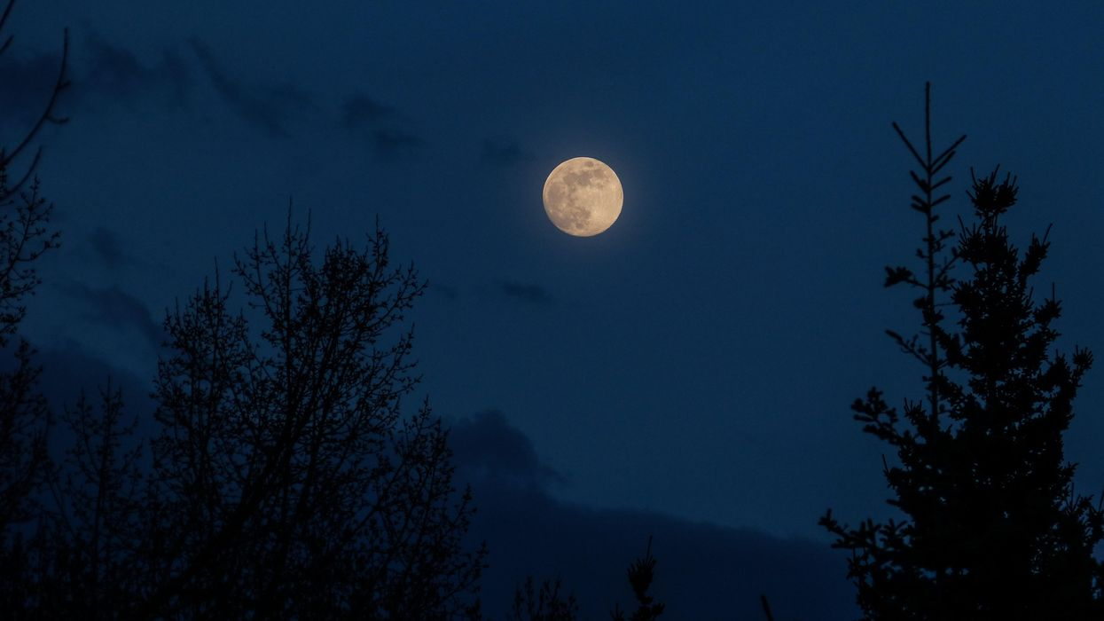 A Rare Full Blue Moon Can Be Seen In Quebec On August 22, 2021