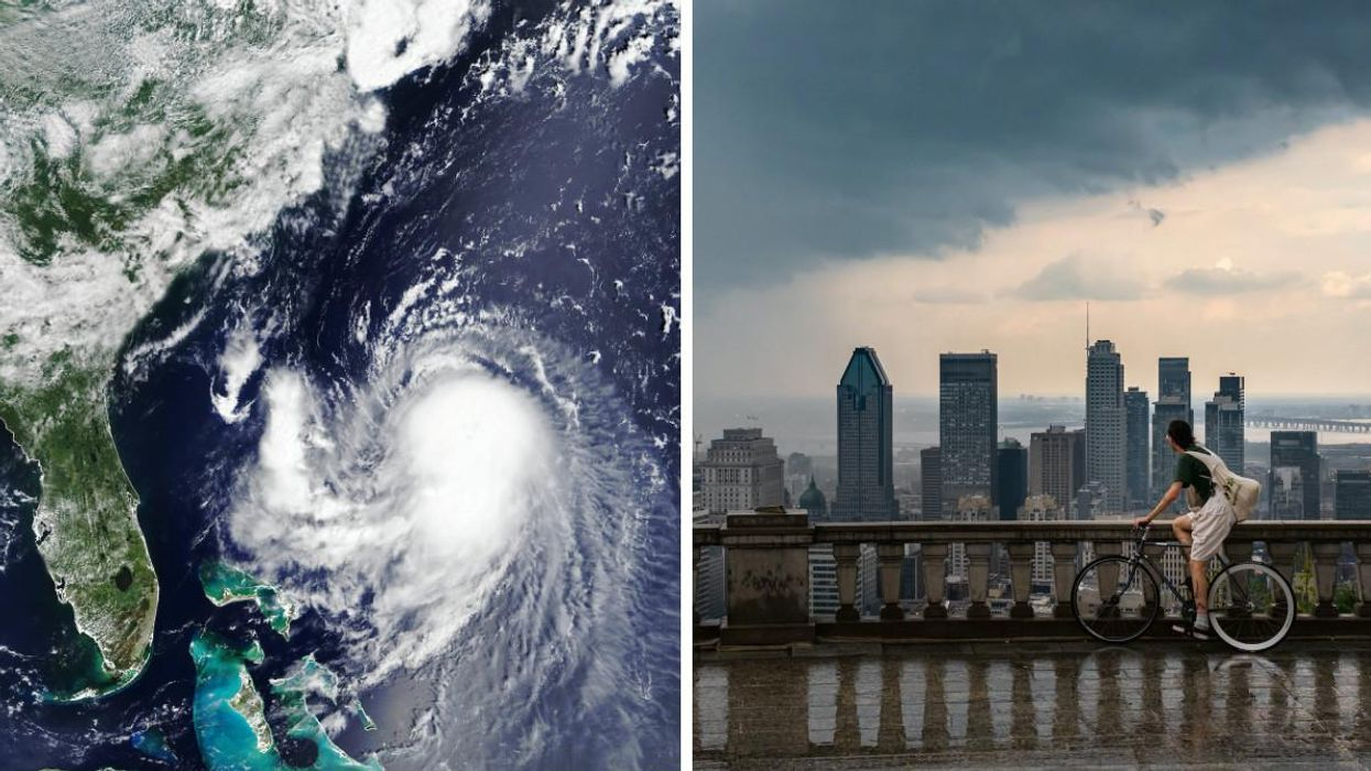 Here's How Tropical Storm Henri May Affect Quebec Weather