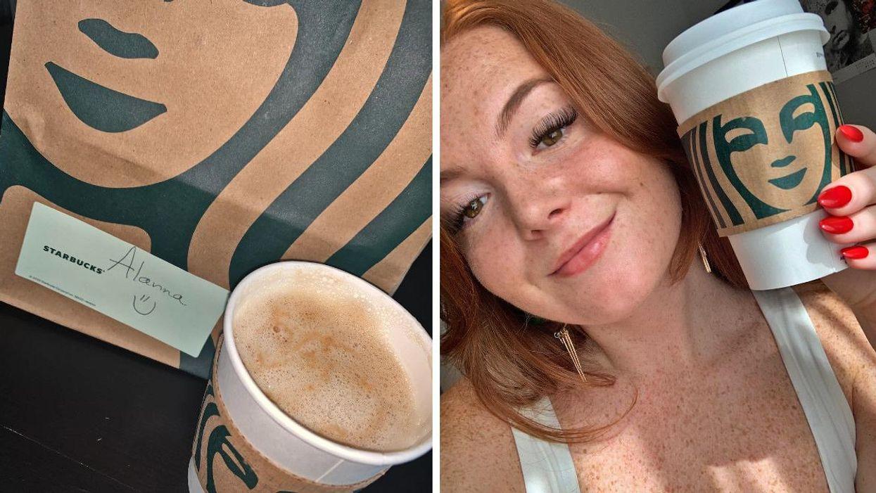 Starbucks' Apple Crisp Macchiato Review: Here's What I Thought