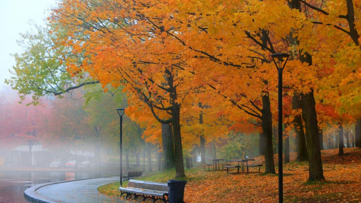 AccuWeather's Canada Fall Forecast Dropped