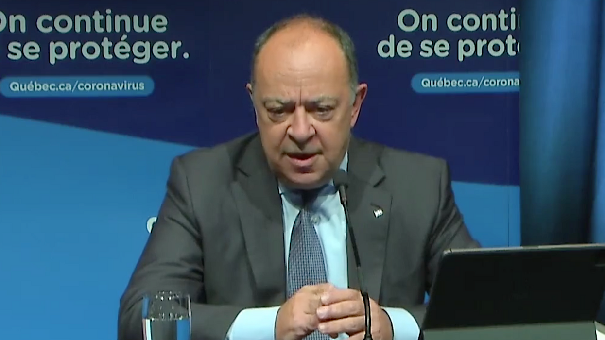 Quebec Vaccine Passport Alterations Will Be Punished: Dubé