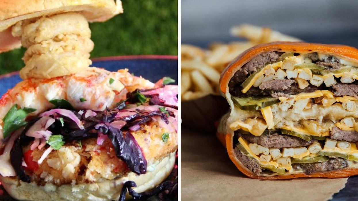 Some Wild Burger Week 2021 Creations You Need To Try