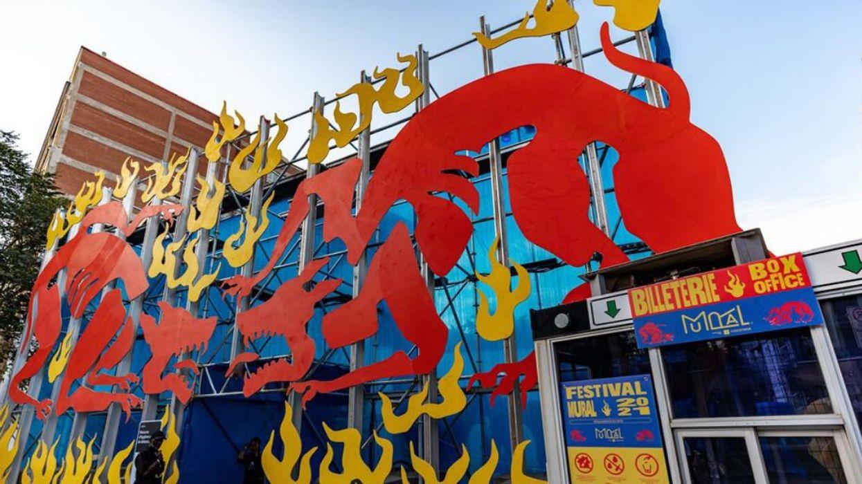 MURAL Festival Officially Starts On Thursday & Here's What's Happening