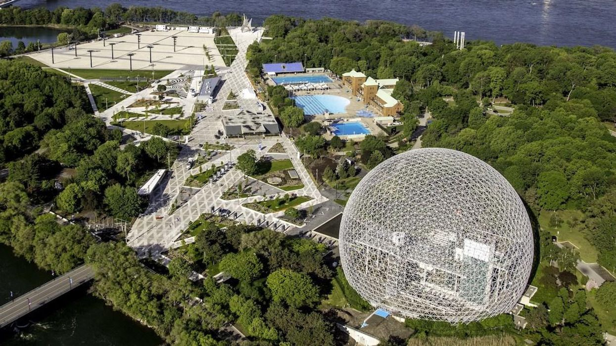 Montreal's Biosphere Is Reopening & It's Free This Weekend