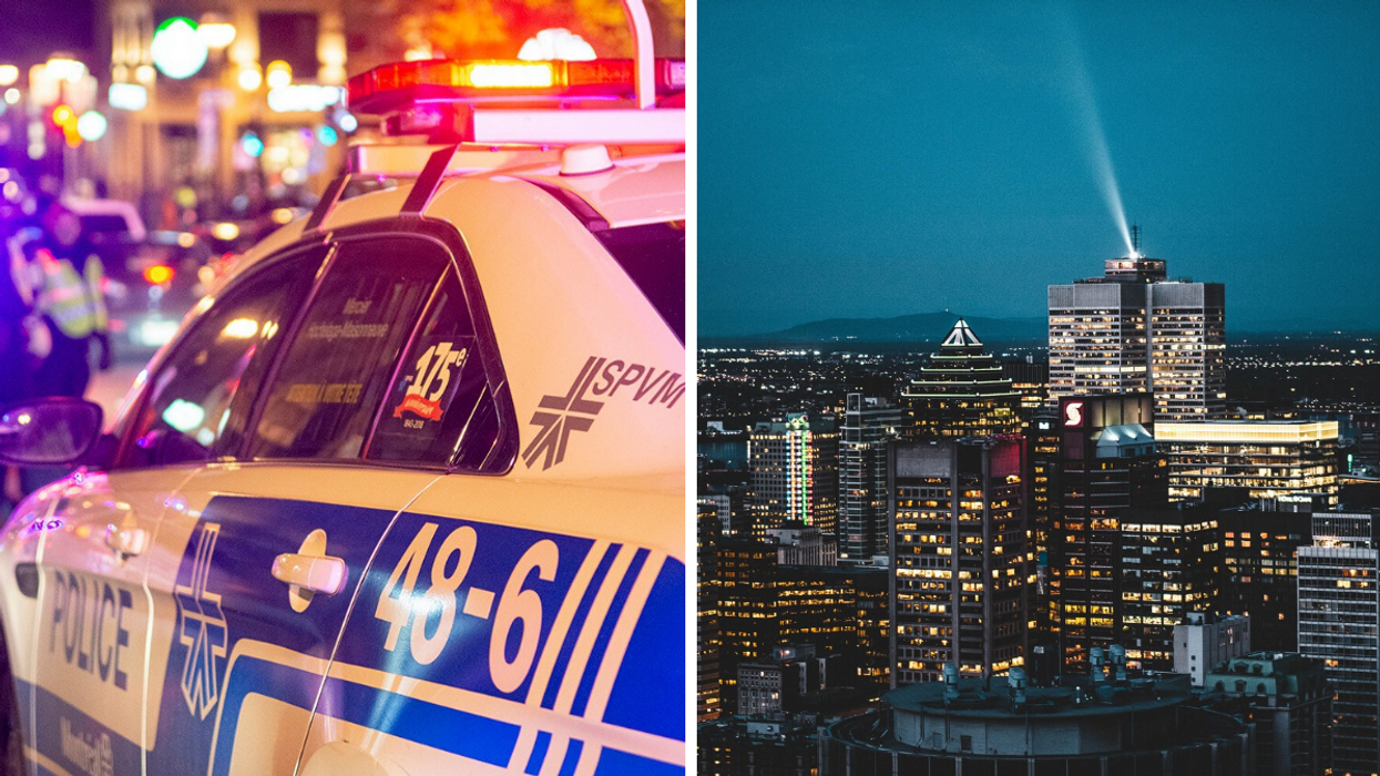 Montreal Police Investigate 2 Stabbings Downtown
