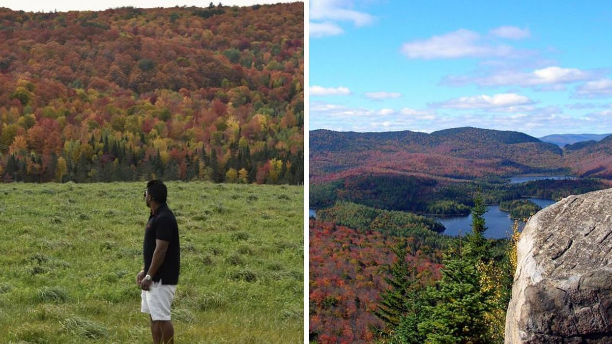 6 Quebec Hiking Trails To Add To Your Bucket List This Fall