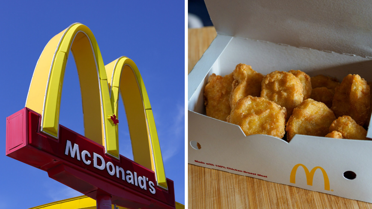 McDonald's Spicy Nuggets Are Finally Available In Quebec & Here's What To Expect