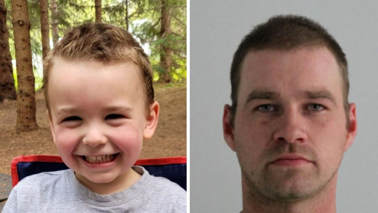 A Quebec Amber Alert Was Issued For A Missing 3-Year-Old
