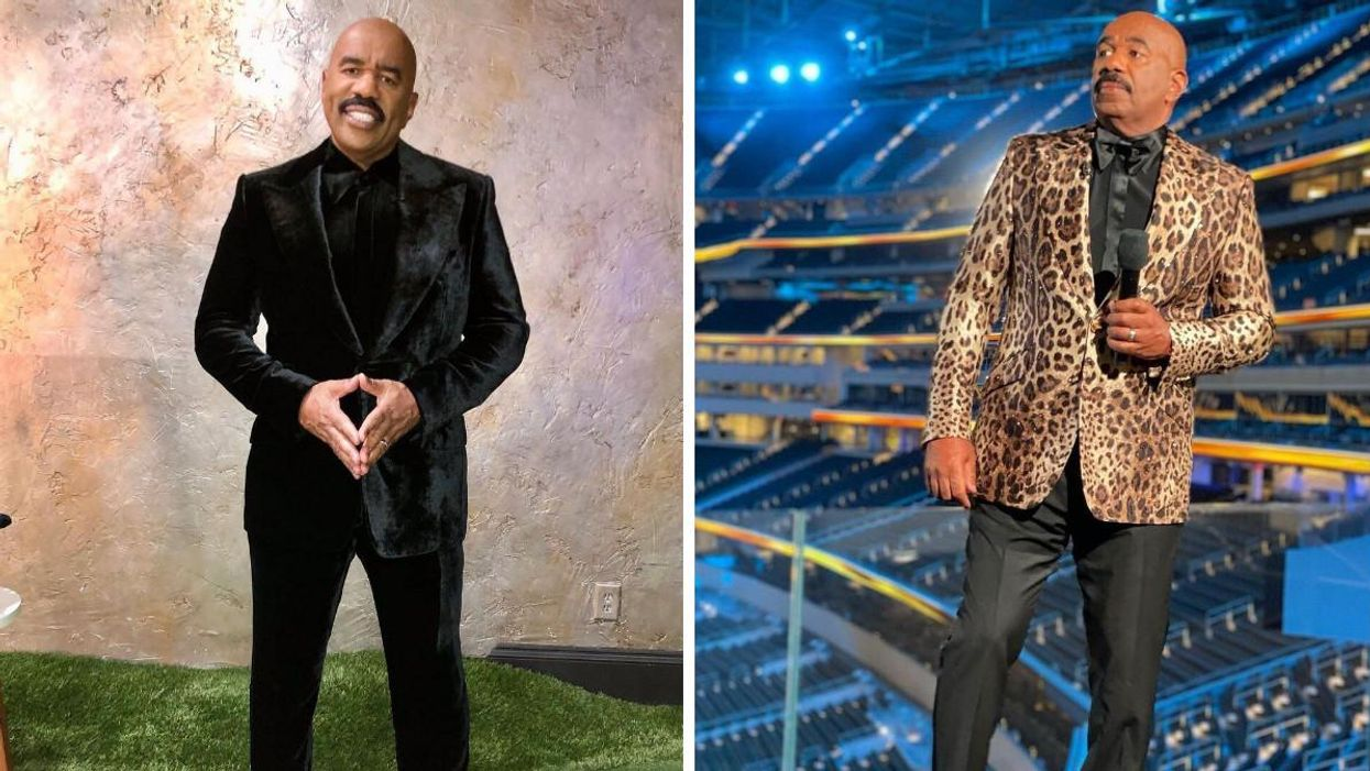 Steve Harvey Shared How His Life Changed In Montreal & The Story Is So Touching (VIDEO)