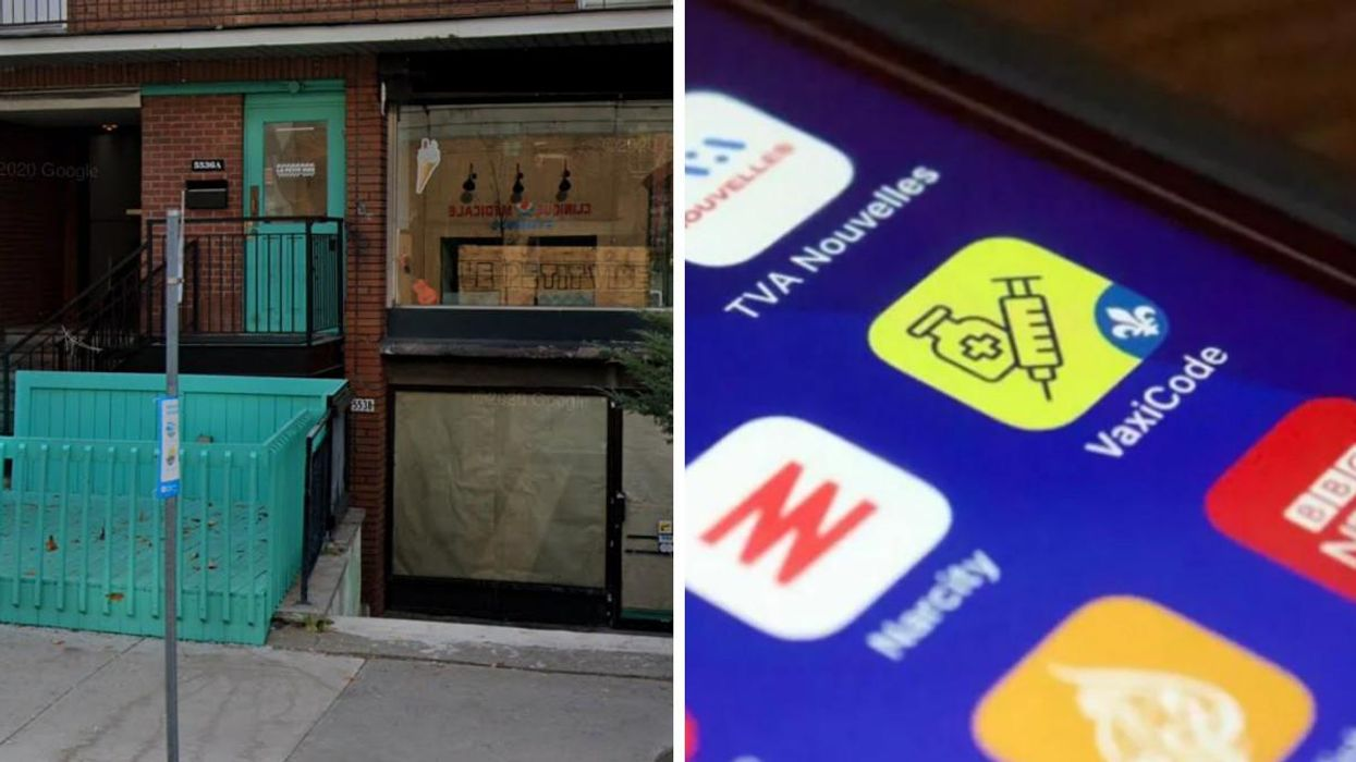 A Montreal Restaurant Says It'll Do Takeout & Delivery Only To 'Respect Clients' Privacy'