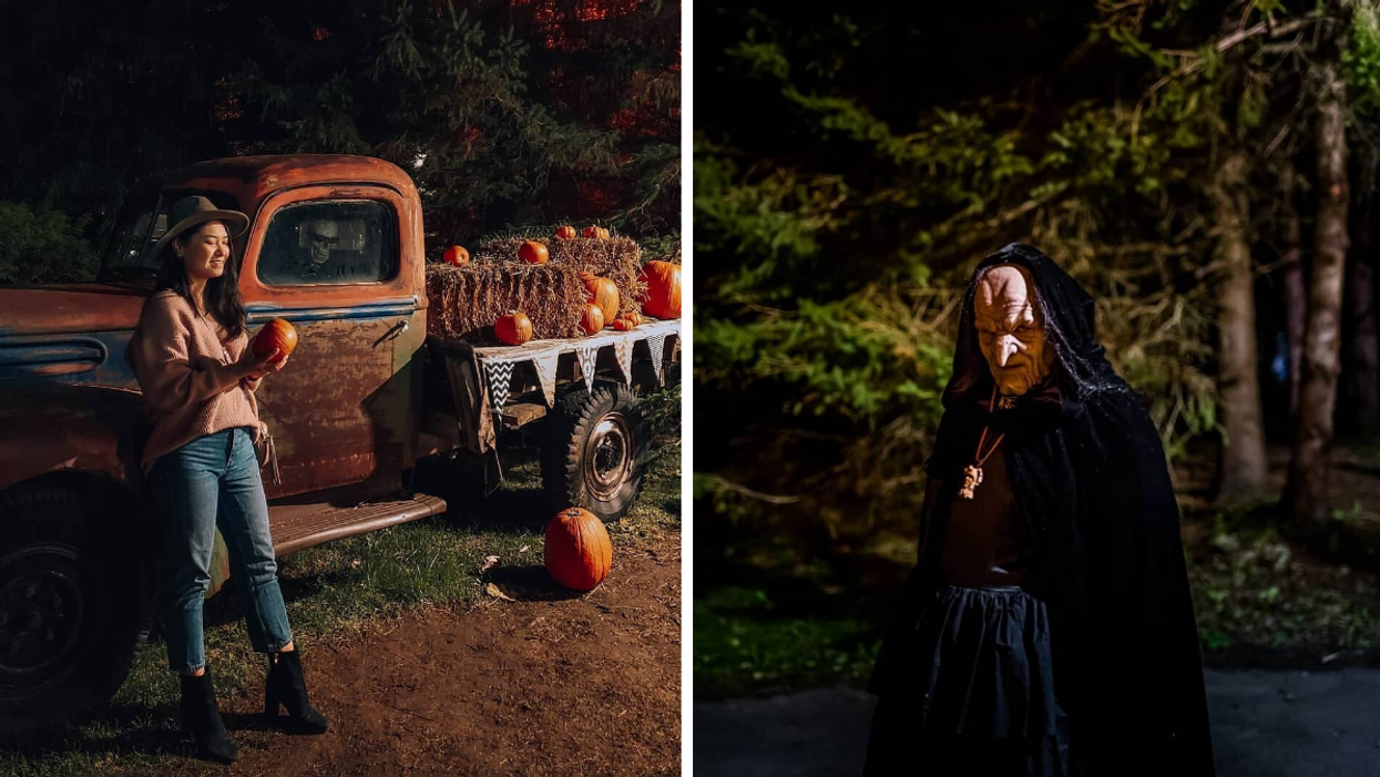 A Haunted Farm 2.5 Hours From Montreal Will Bring Your Worst Nightmares To Life This Fall