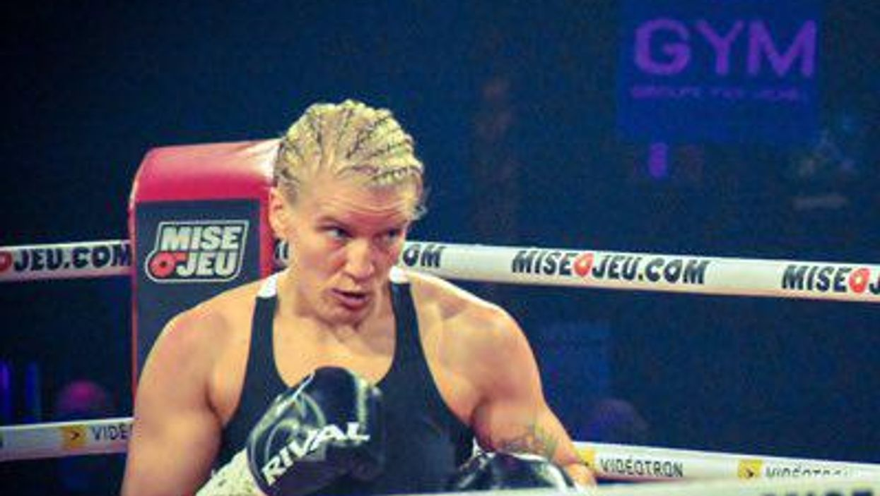 Quebec Boxer Marie-Pier Houle Has Released A Statement Following Her Opponent's Death